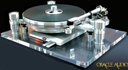 Oracle Audio Delphi MK VI Turntable
